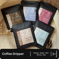 Coffee Drip Premium - 100% Arabica - Sarangopi Blend - Filter Bag