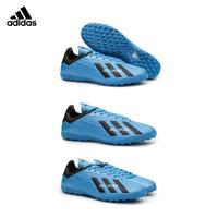Promo Sepatu Futsal Adidas X Premium - Biru, 43