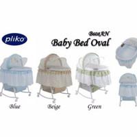 Pliko Baby Bed Swing Bouncer Oval