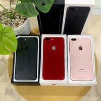 iPhone 7+ Plus 128GB fullset second mulus 100% original