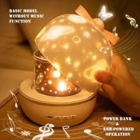 LAMPU TIDUR PROYEKTOR | Lampu Proyektor Malam | Lampu tidur hias