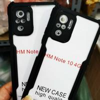 Redmi Note 10 | Soft Case Full Camera Fuze Clear