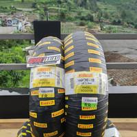 Ban NMAX Gambot Pirelli Angle Scooter 120/70 R13 140/70 R13