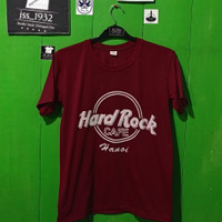 Kaos / T-Shirt Hard Rock Cafe Hanoi vintage