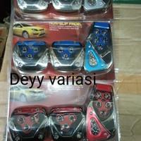 pedal gas manual avanza/rush/vios/caryy/minibus/truk dll