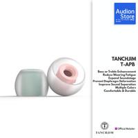 TANCHJIM T-APB T300B/T300T Bass/Treble Enhancement Silicone Eartips