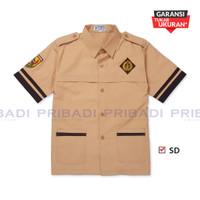 Baju Pramuka Siaga SD Lengan Pendek - Seragam Sekolah