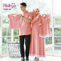 couple baju muslim hulya family