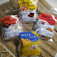 Pizza goreng Chicken Mushroom isi 5 pcs