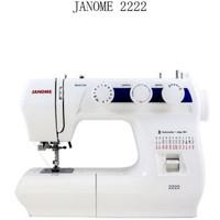 Janome 2222 Mesin Jahit Portable - Putih Nurulyuni328