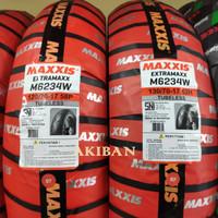 Ban MAXXIS EXTRAMAXX 120/70-17 Maxxis 120 70 17 Ring 17 Tubeless