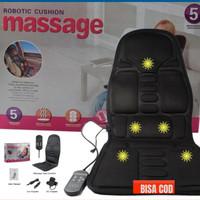 Kursi Pijat Elektrik Di Mobil & Rumah Robotic Cushion Massage 0508
