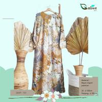 Daster baju tidur gamis wanita kekinian busui Rayon premium