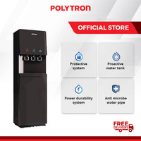 POLYTRON Hydra Bottom Loading Gallon Dispenser PWC 776