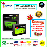ssd ADATA SU650 Ultimate 240GB 2.5 SATA III