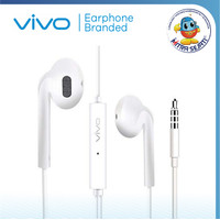 Handsfree Headset Earphone Branded Vivo -AHFVIV11CMO