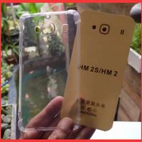 Xiaomi Xiomi Redmi 2 / 2S Softcase Anti Crack Soft Case Cover