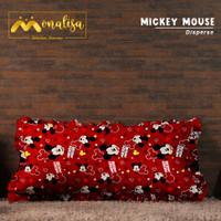 Monalisa Premium Sarung Bantal Cinta uk 45 x 95 cm - Motif Tabur Anak