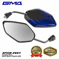 Spion Mini / Pendek Tipe Api 2694 GMA tangkai crome