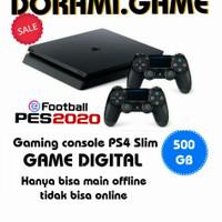 ps4 slim 500gb game digital offline