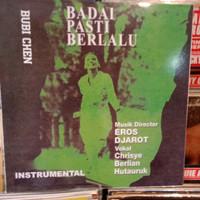 vinyl cover Chrisye Badai Pastu Berlalu versi Bubi Chen