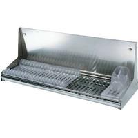 ATI - Open Top Dish rack Stainless Steel