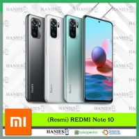 Redmi Note 10 4/64 GB Garansi Resmi Xiaomi