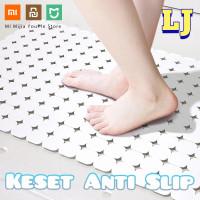 Keset Kaki Kamar Mandi Anti Slip Xiaomi Mijia Premium PVC Dapur Kamar
