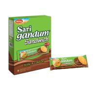 Roma Sari Gandum Coklat 1box isi 12pcs