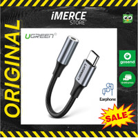 UGREEN USB Type C to Jack Audio AUX 3.5mm Adapter Converter ORIGINAL