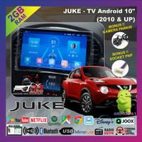 Nissan Juke - head unit android 10in(free kamera + socket pnp) - 10 inch