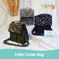 Kiddy Foldy Cooler Bag 5042/ Tas Bayi Multifungsi FREE ICE GEL