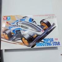 tamiya mini 4wd / auldey super shooting star (rare) tahun 1995