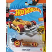 Hot Wheels Street Wiener Treasure Hunt ZAMAC FS 2021