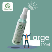 Tropical Care™ Deodorant Spray Bahan Natural Alami 100mL