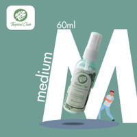 Tropical Care™ Deodorant Spray Bahan Natural Alami 60mL