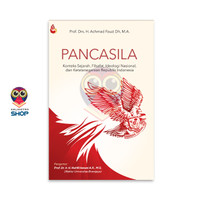 Buku PANCASILA - Prof. Dr. H. Achmad Fauzi Dh, M.A