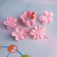 Cookie Cutter Sakura Cetakan Kue Kering Biskuit Kastengel Nastar Bunga