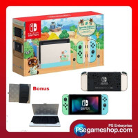 Nintendo Switch Console Animal Crossing : New Horizons Limited Edition