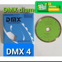 DMX Diamond Wheel 4 in Mata pisau potong keramik granit marmer