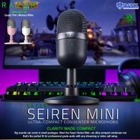 Microphone Razer Seiren Mini Portable Mini Mic For Streaming