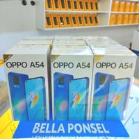 OPPO A54 4/128 GB GARANSI RESMI