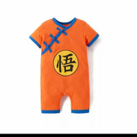 baju anak motif dragon ball