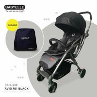 stroller bayi babyelle avio rs 939