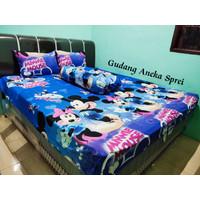 Sprei Mickey Mouse 3D Set 180X200 - Seprei Extravaganza Mickey