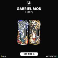 Asvape Gabriel 80W Mod Box 100% Authentic