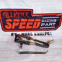 Knalpot Austin Racing Slip On CBR150R CB150R R25 Ninja250fi CBR250RR