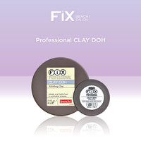 Hair Wax Fix Clay Doh Mini 25g Professional Premium Pomade ORIGINAL