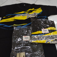 Kaos T-shirt exclusive merchandise Suzuki Satria Fu original