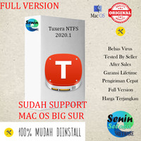 Tuxera NTFS 2020 [Mac]